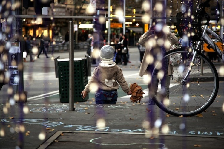"""Drums Between the Bells"": Sinos itinerantes em Melbourne, Austrália, Via plataformaurbana.cl"