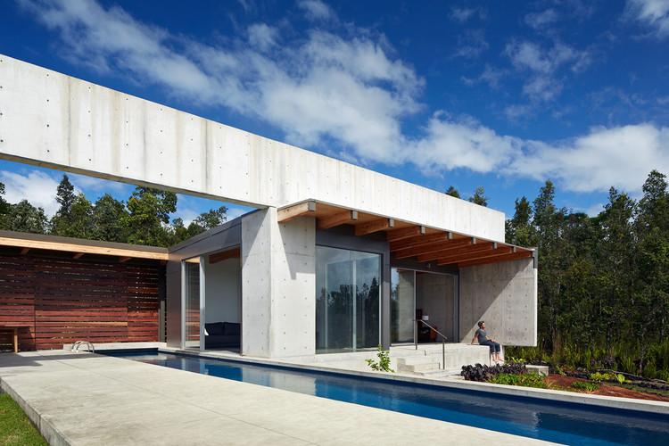Lavaflow 7 / Craig Steely Architecture, © Bruce Damonte