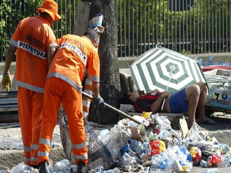 Será multado quem jogar lixo nas ruas do Rio de Janeiro, Via Catraca Livre