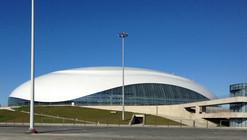 Domo de gelo Bolshoy / SIC Mostovik