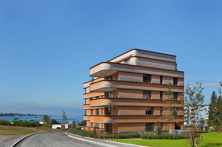 Siedlung Residential Buildings / be baumschlager eberle, © Eduard Hueber