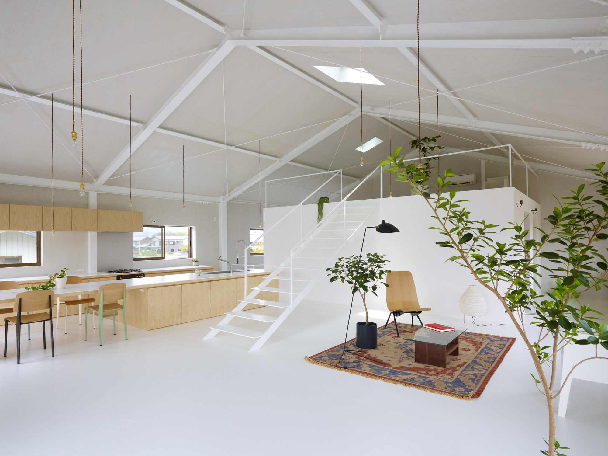 House in Yoro / Airhouse Design Office, © Toshiyuki Yano