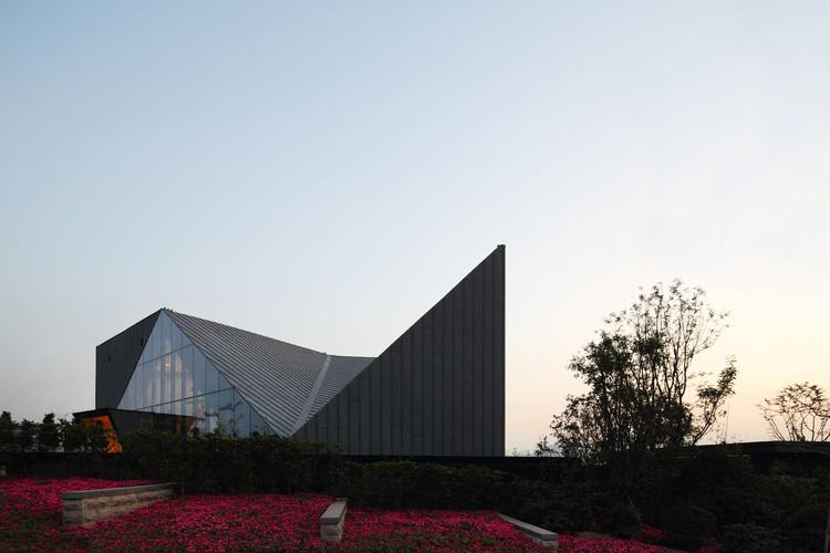 Sede do Clube Chongqing Greenland / PURE Architecture, © Shu He Photography