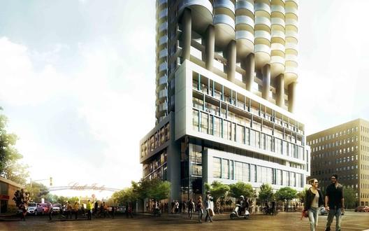Courtesy of Hariri Pontarini Architects