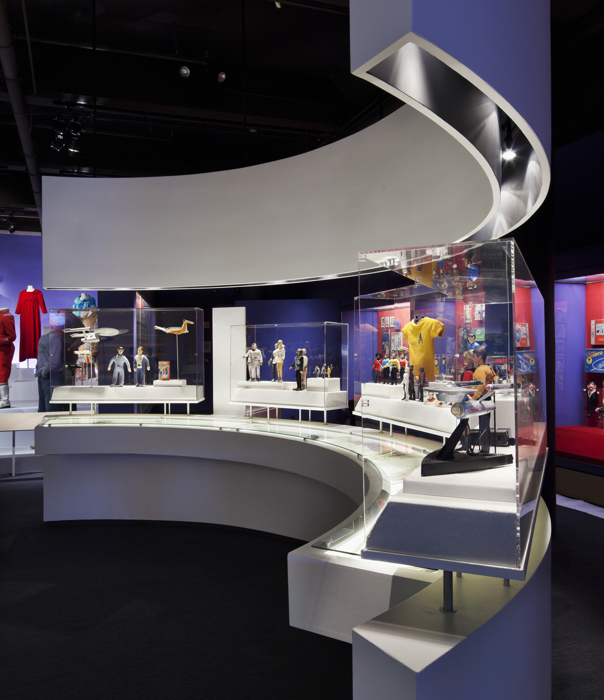 Gallery Of Museum Of Moving Image Wins 2013 Red Dot Design Award 2