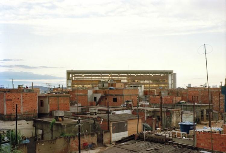 METRO Arquitetos e HEREÑU + FERRONI Arquitetos são selecionados para a Bienal de Arquitectura Latinoamericana, Escola União de Vila Nova, São Paulo, HEREÑU + FERRONI Arquitetos