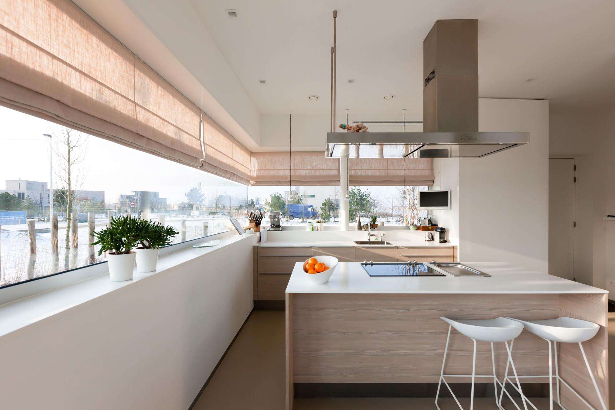 Ijburg villa marc prosman architecten archdaily
