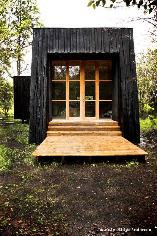 Refugio para Carmen Beuchat / Daniel Morales Escudero - molo arquitectos