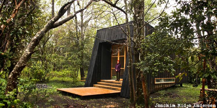 Refugio para Carmen Beuchat / Daniel Morales Escudero - molo arquitectos, © Joachim Midjo Andersen