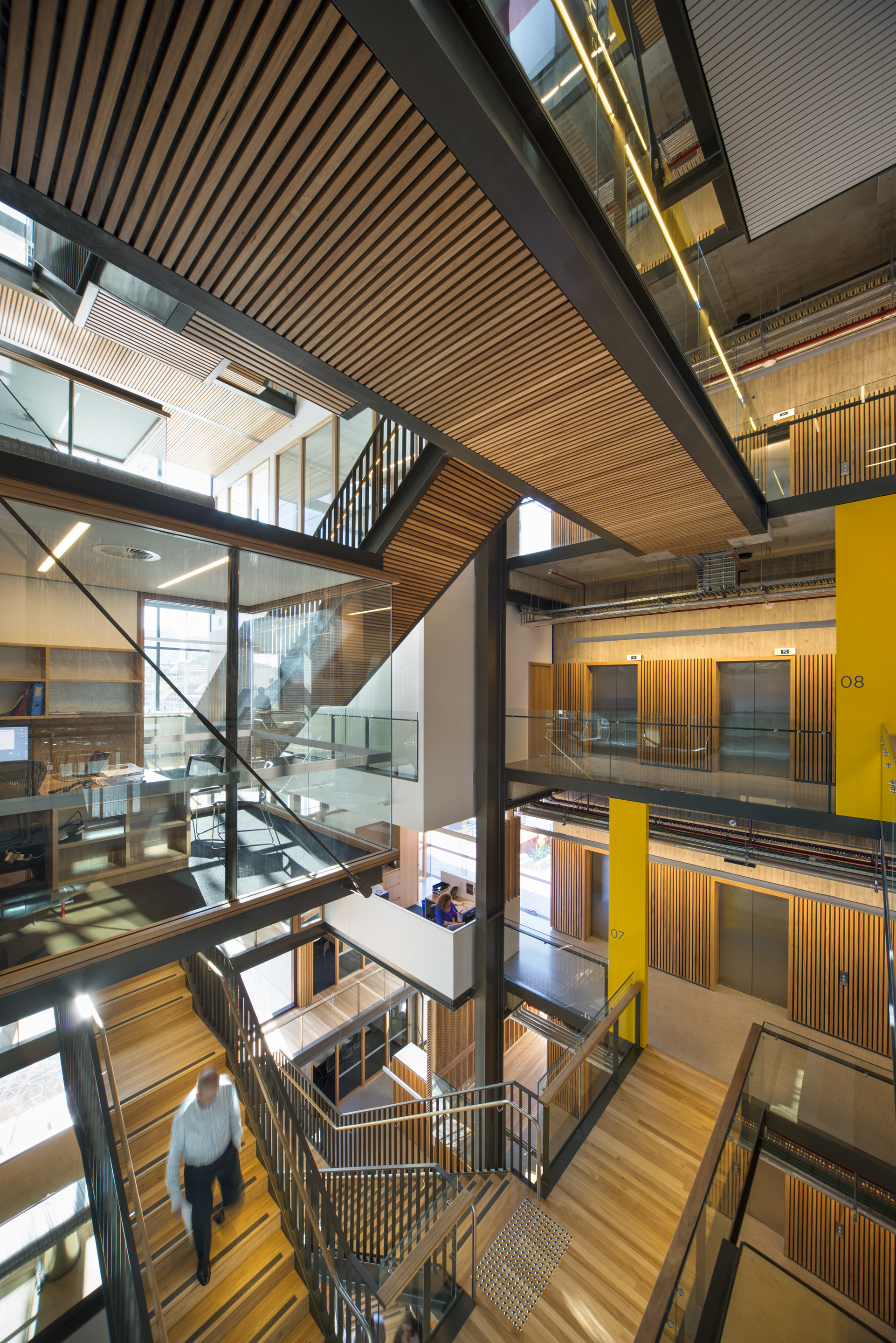 Gallery Of The Kinghorn Cancer Centre Bvn Architecture 3