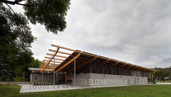 Queen Elizabeth Outdoor Pool / Group2 Architecture Interior Design