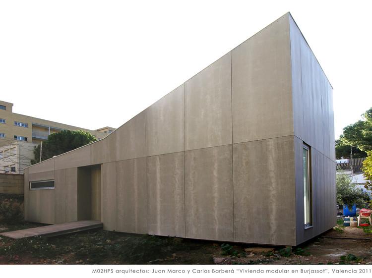 M02HPS Sistemas de prefabricación / Juan Marco, Cortesía de Juan Marco Marco Estudio de Arquitectura