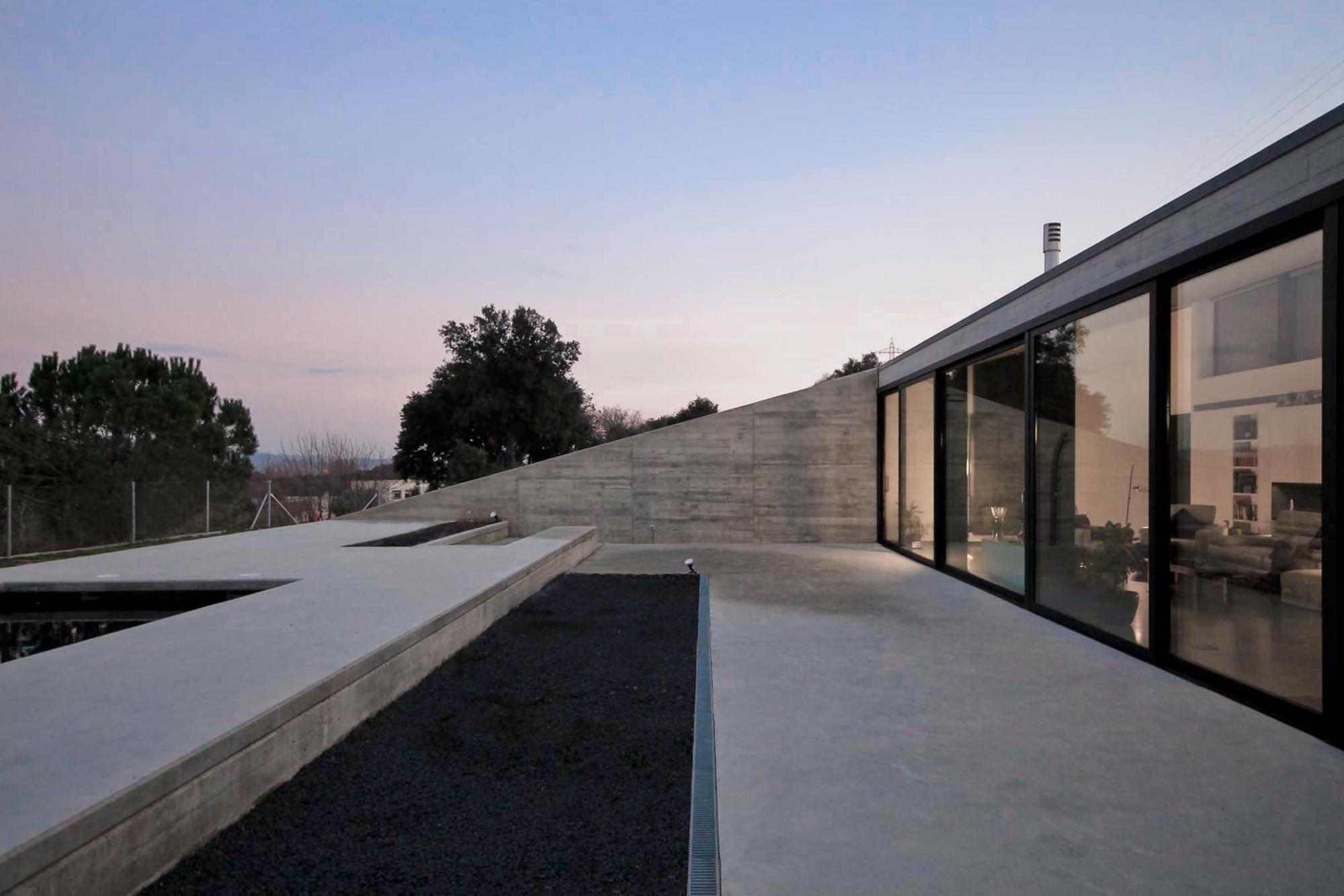 Montfullà House / Hidalgo Hartmann, © Jordi Hidalgo Tané