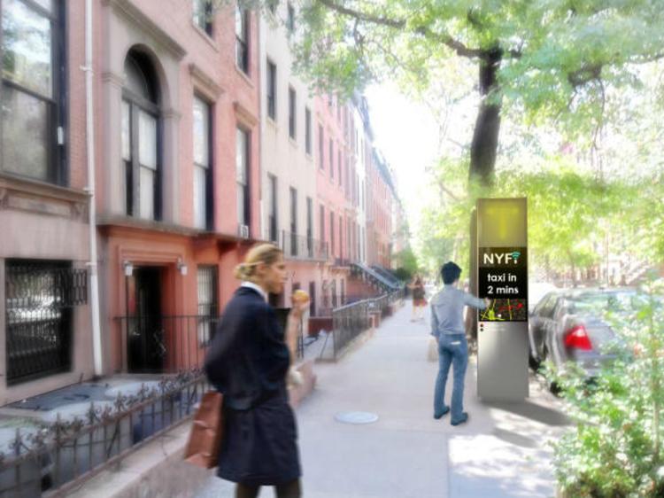 """""""NYFi"""": Uma proposta para reinventar o telefone público em Nova York"""