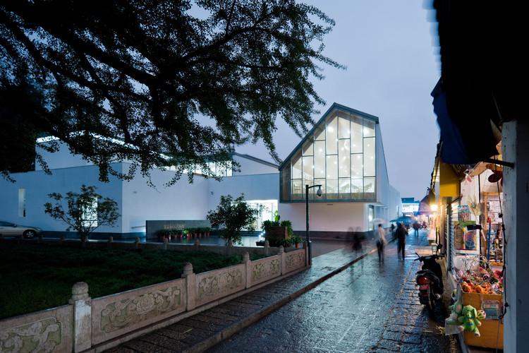 Zhujiajiao Museo de Artes & Humanidades / Scenic Architecture Office, ©  Iwan Baan