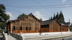 Centro de bairro e de atenção para idosos / Scenic Architecture