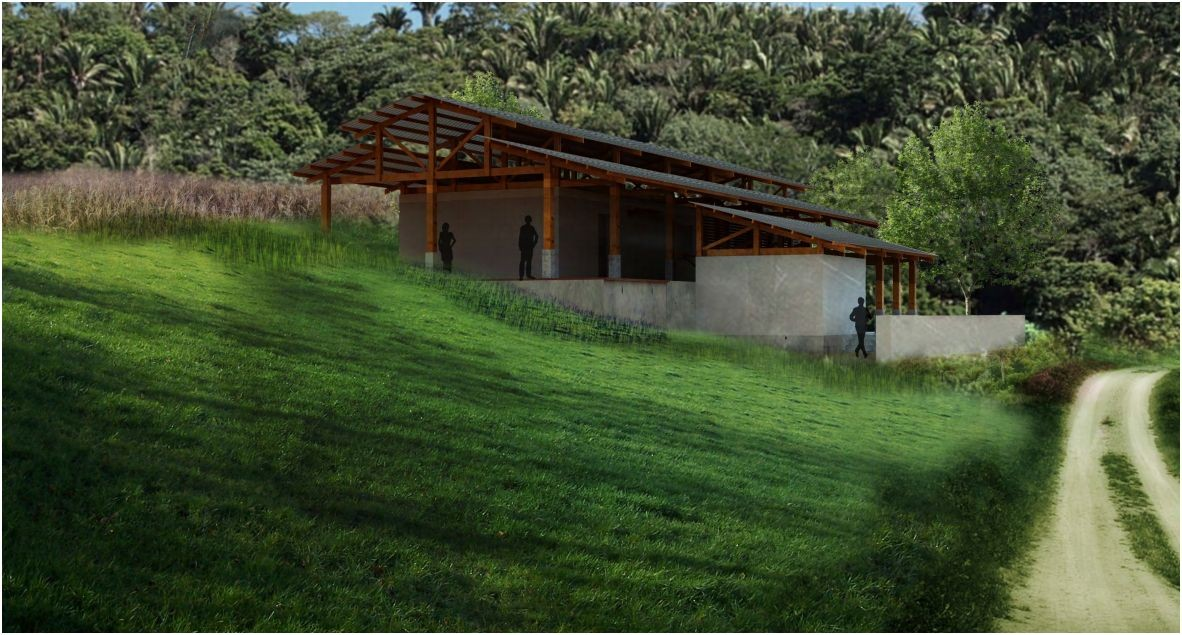 Make Your Summer Count with Global Architecture Brigades , UT Austin GAB chapter's winning proposal for the El Canton Health Center project in Honduras.