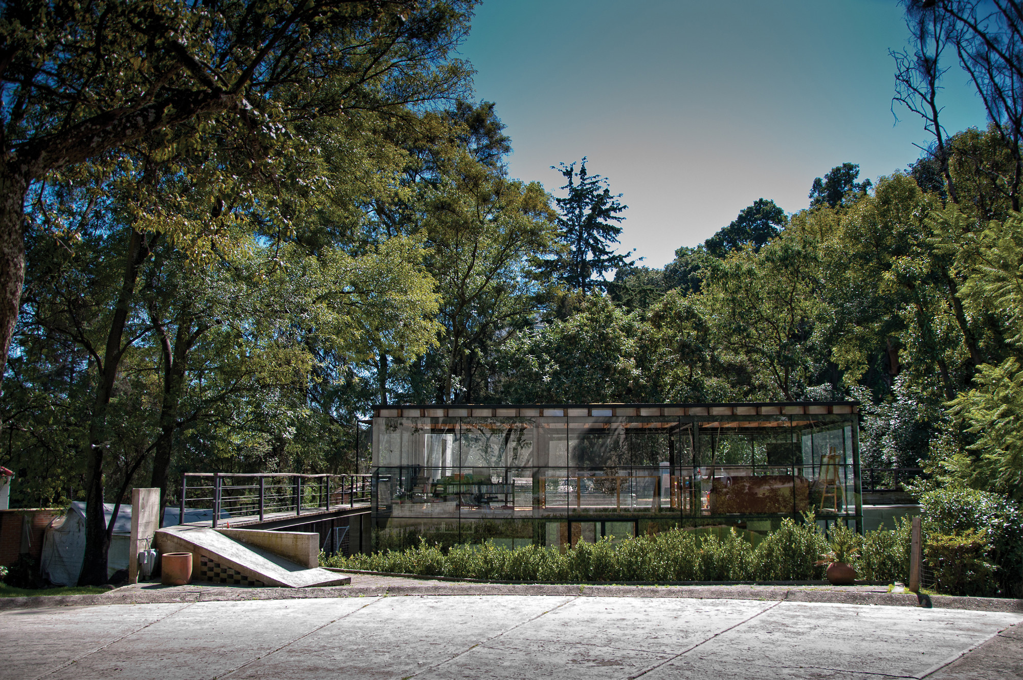 Casa Del Río / Jose Alfonso Quiñones Ríos, © Erick Reyes