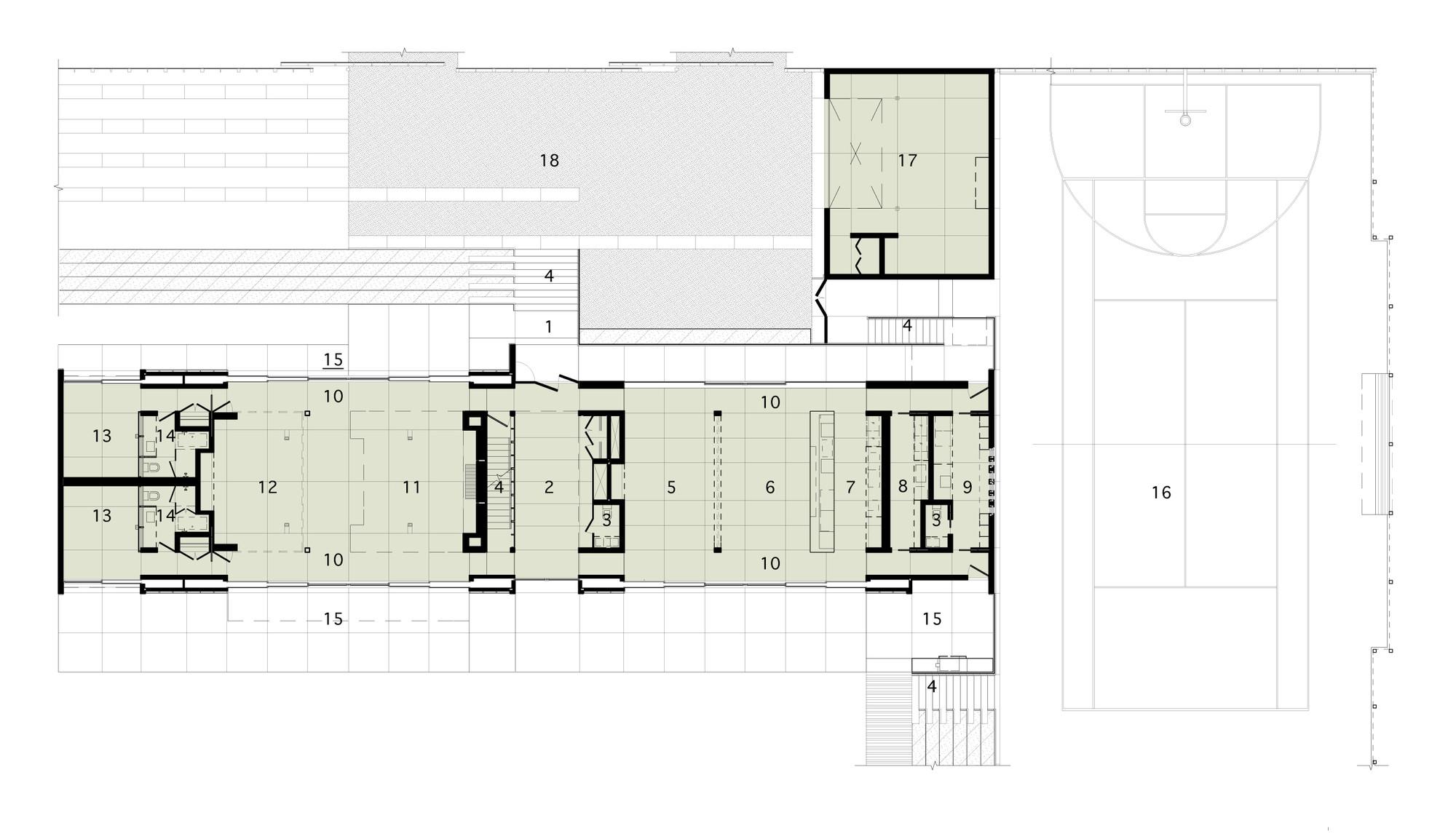 Gallery Of Sagaponack Bates Masi Architects 17