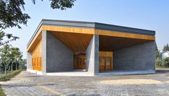 Community Pavilion at Jintao Village / Scenic Architecture
