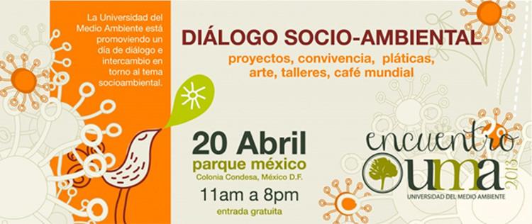 Diálogo socio-ambiental UMA 2013, Cortesía de UMA