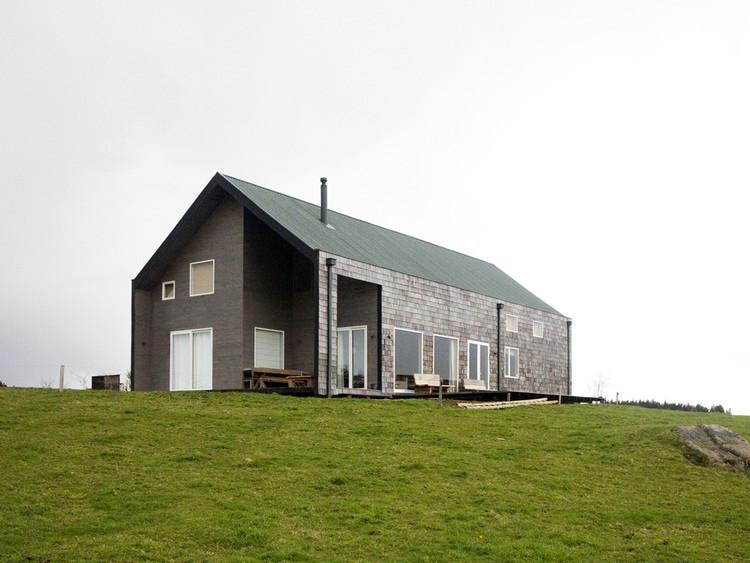 Casas em Frutillar / DELSANTE, © Ari van Zeeland L.