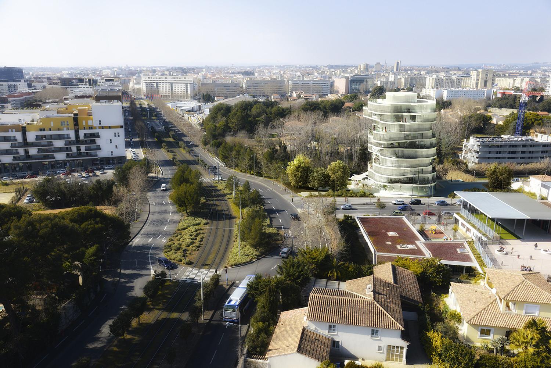Farshid Moussavi Architecture Wins Jardins de la Lironde Competition