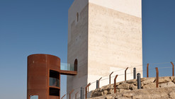 Tower Restoration in Huercal-Overa  / Castillo Miras Arquitectos