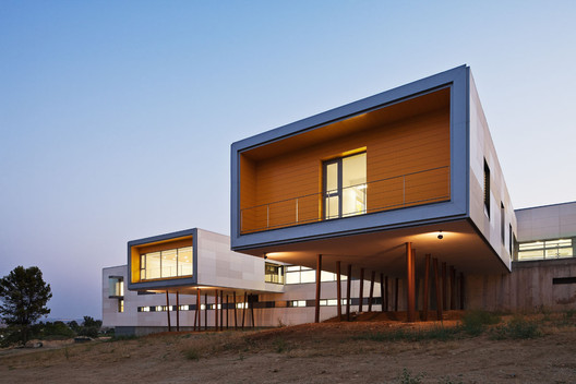 Center for the Mentally Handicapped in Alcolea / Taller de Arquitectura Rico+Roa