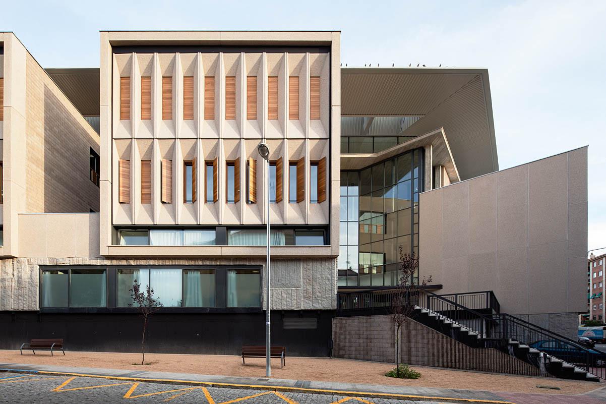 University Campus of Segovia / Ricardo Sánchez González + José Ignacio Linazasoro Rodríguez, © Miguel de Guzmán