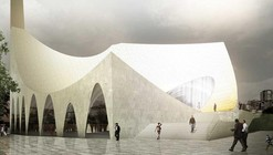 Central Mosque of Pristina Competition Entry / APTUM Architecture