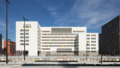 Raising of the School Choisy / Lacoudre Architectures