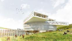 BIG Breaks Ground on Faroe Islands Education Centre