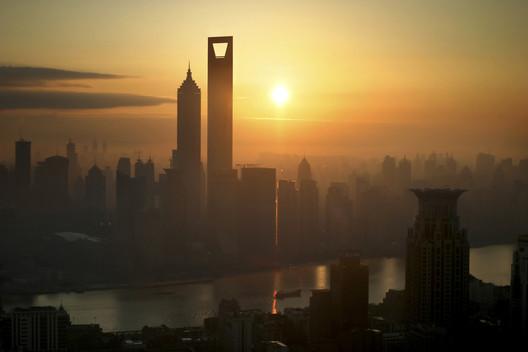 Shanghai World Financial Center © Mori Building