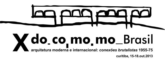 X Seminário DOCOMOMO Brasil / Curitiba, Divulgação