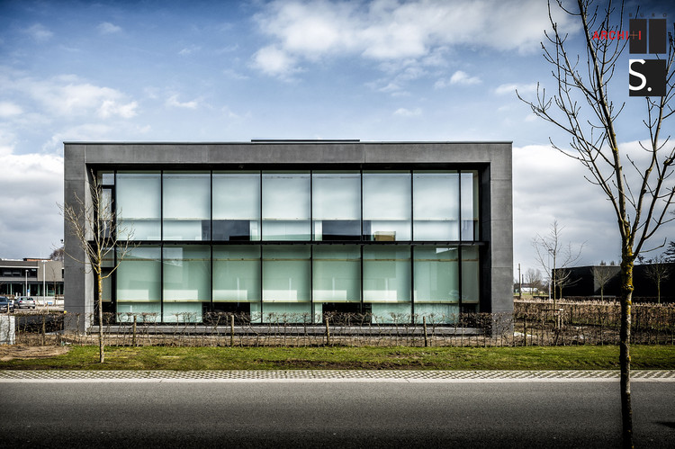 Escritórios da Bekaert / BURO II & ARCHI+I + Sileghem & Partners, © Klaas Verdru