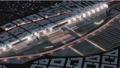 Segundo Lugar Concurso Plano Diretor do Pátio Ferroviário de Liniers