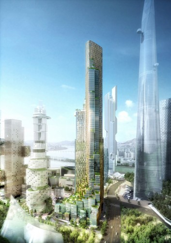 The Uncertain Future Of Seoul Korea S Quot Dream Hub Quot Archdaily