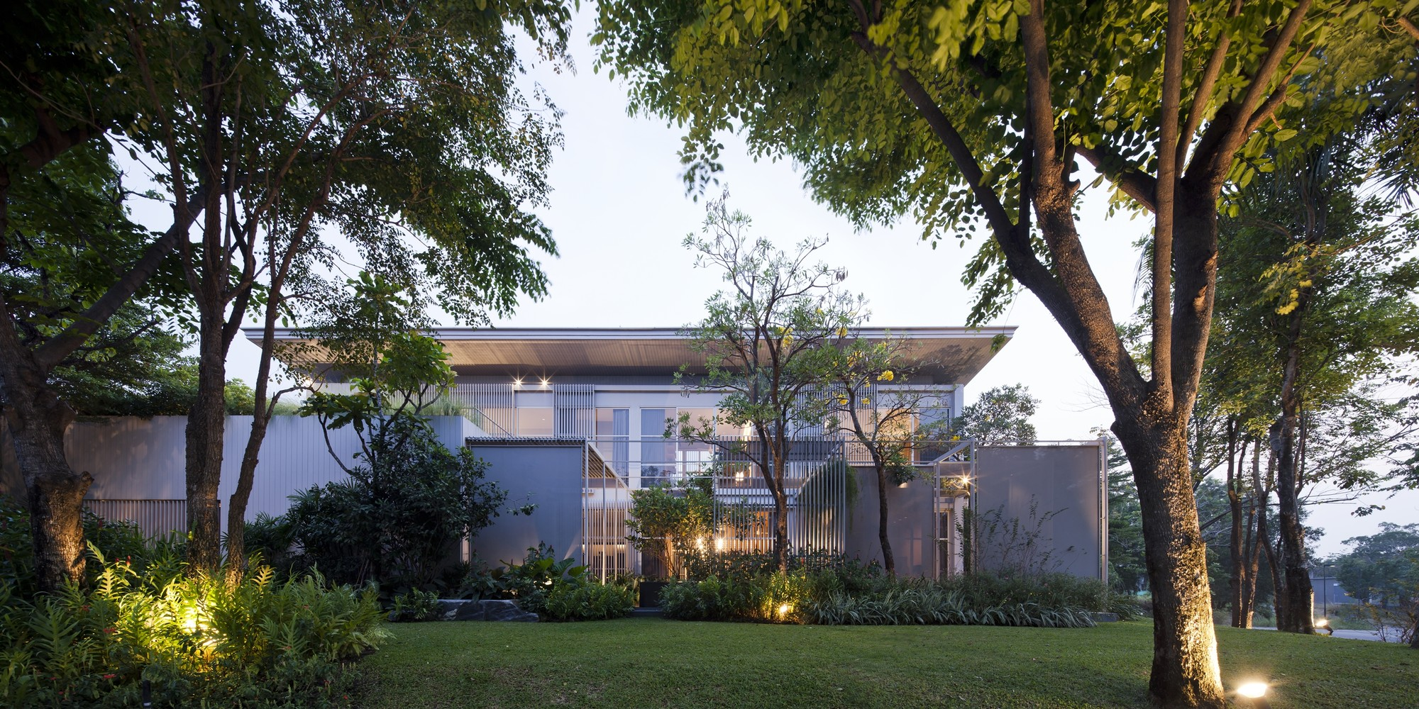 Prime Nature Residence / Department of Architecture, © Wison Tungthunya
