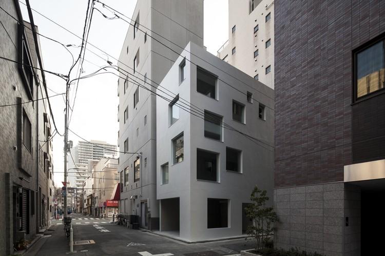 Kadokeshi / +S/Shintaro Matsushita+Takashi Suzuki, © Hiroyuki Hirai