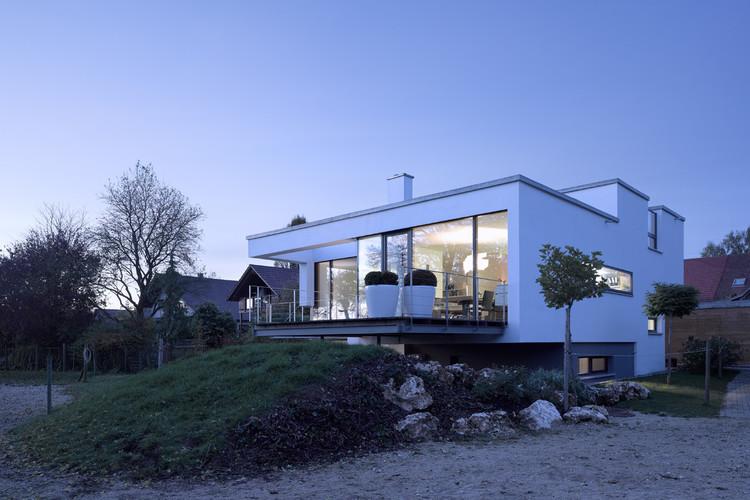 Affalterwang / Liebel Architekten BDA, © Michael Schnell
