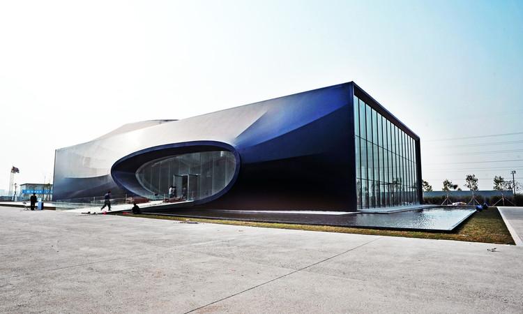 Em Construção: Centro de Exposições Shenzhen Qianhai / Urbanus, Courtesy of Wu Qiwei  Lin Ting