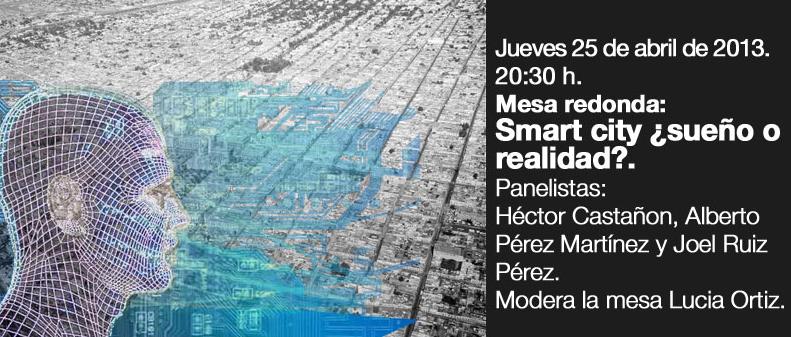 ¿Smart city? Sueño o realidad / Mesa redonda en Guadalajara, Courtesy of CCAU