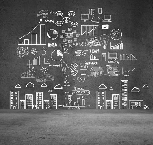 """7 Razones de por qué la Arquitectura (como la conocemos) se terminó, Image of """"concept city"""" via shutterstock.com"""