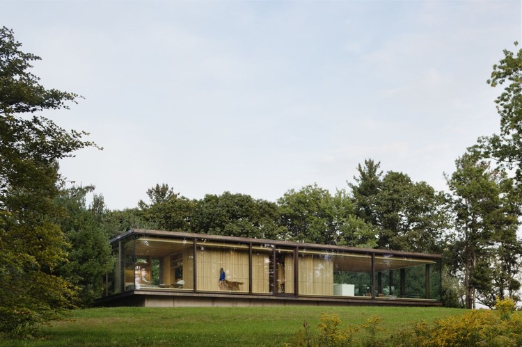Casa de Invitados LM / Desai Chia Architecture, © Paul Warchol