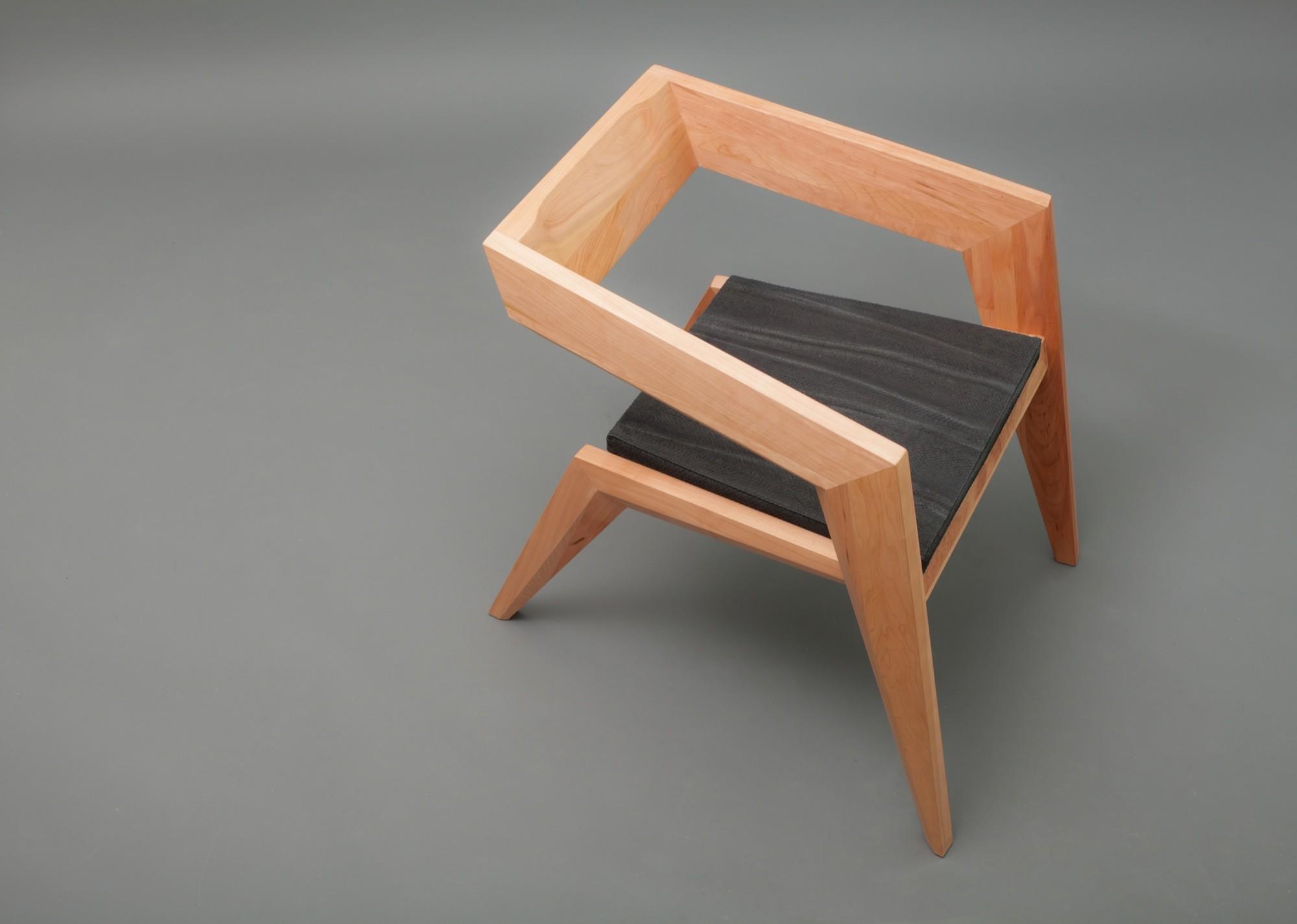 Silla 2r sien estudio archdaily m xico for Mobiliario de oficina minimalista