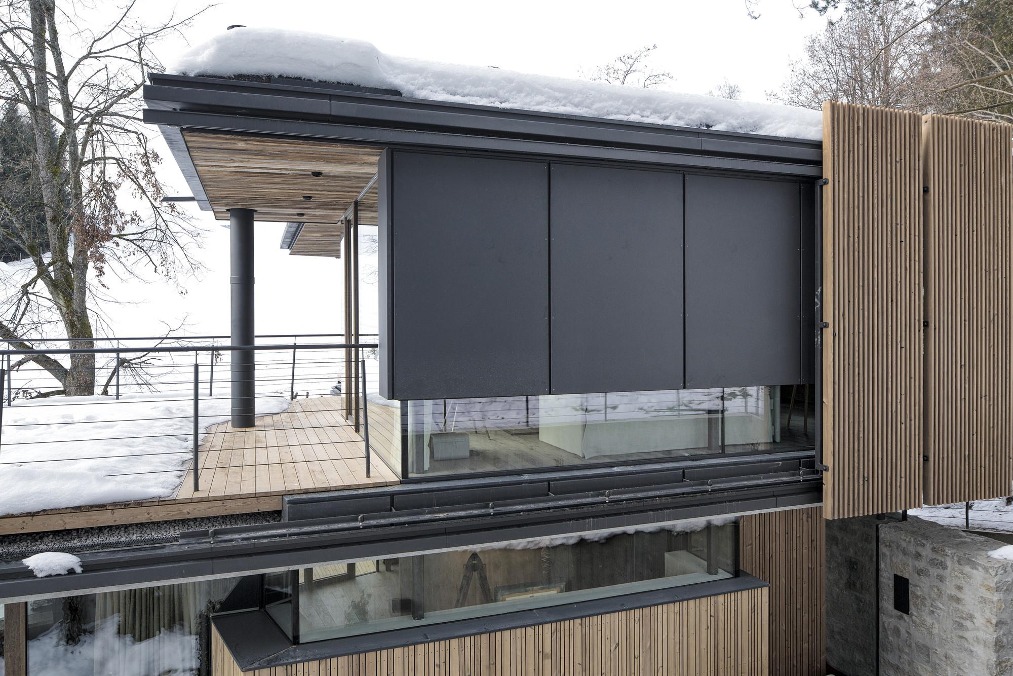 Haus Walde / Gogl Architekten, © Mario Webhofer