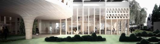 Courtesy of Kubota & Bachmann Architects + Martinez