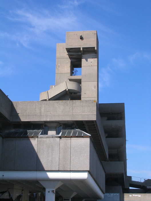 The Tricorn Centre in Portsmouth. Image © dejahthoris via flickr