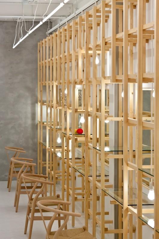 fin... El vínculo del Salón de Belleza / Yasunari Tsukada Design